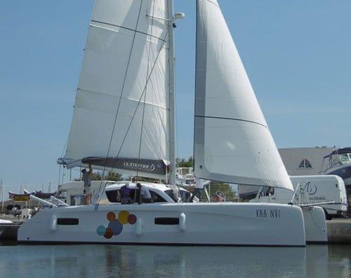 Outremer 45 Der ideale Blauwasserkat für ein komfortables Leben