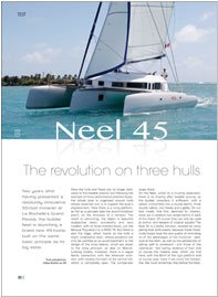 Test NEEL 45 in MultihullsWorld
