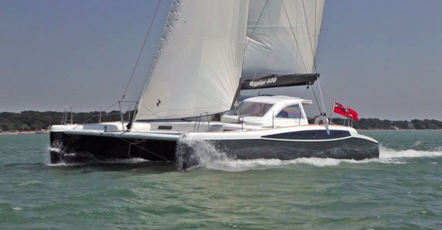 Trimaran segeln  Cat-Sale | Werften