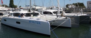 Outremer 45 N°3 in Cannes