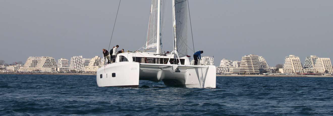 Outremer Catamarans