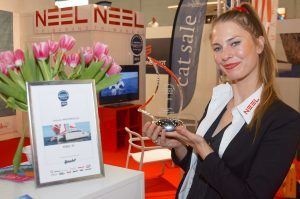 NEEL 51 European Yacht of the year