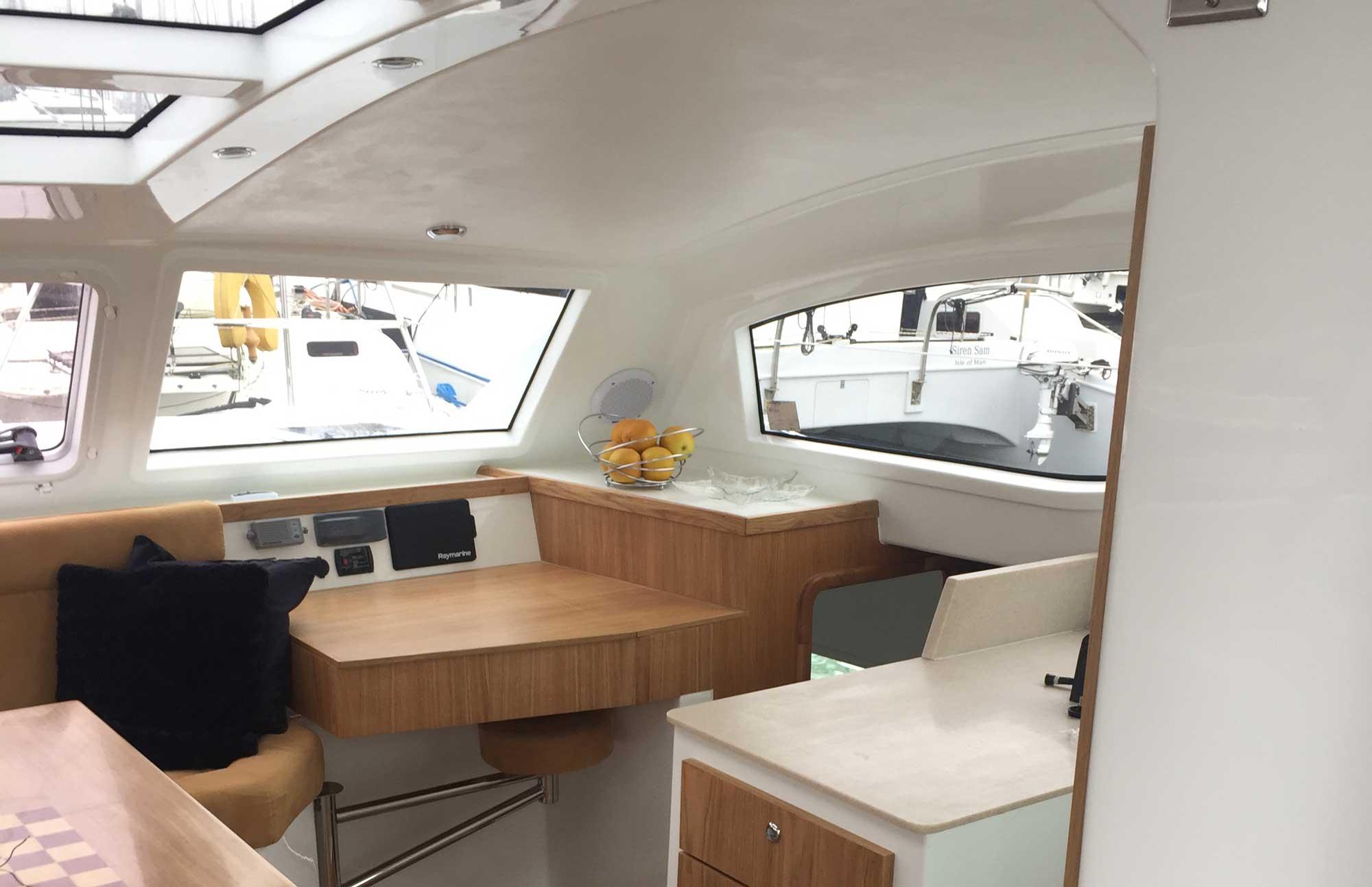 Broadblue 346 Navigation