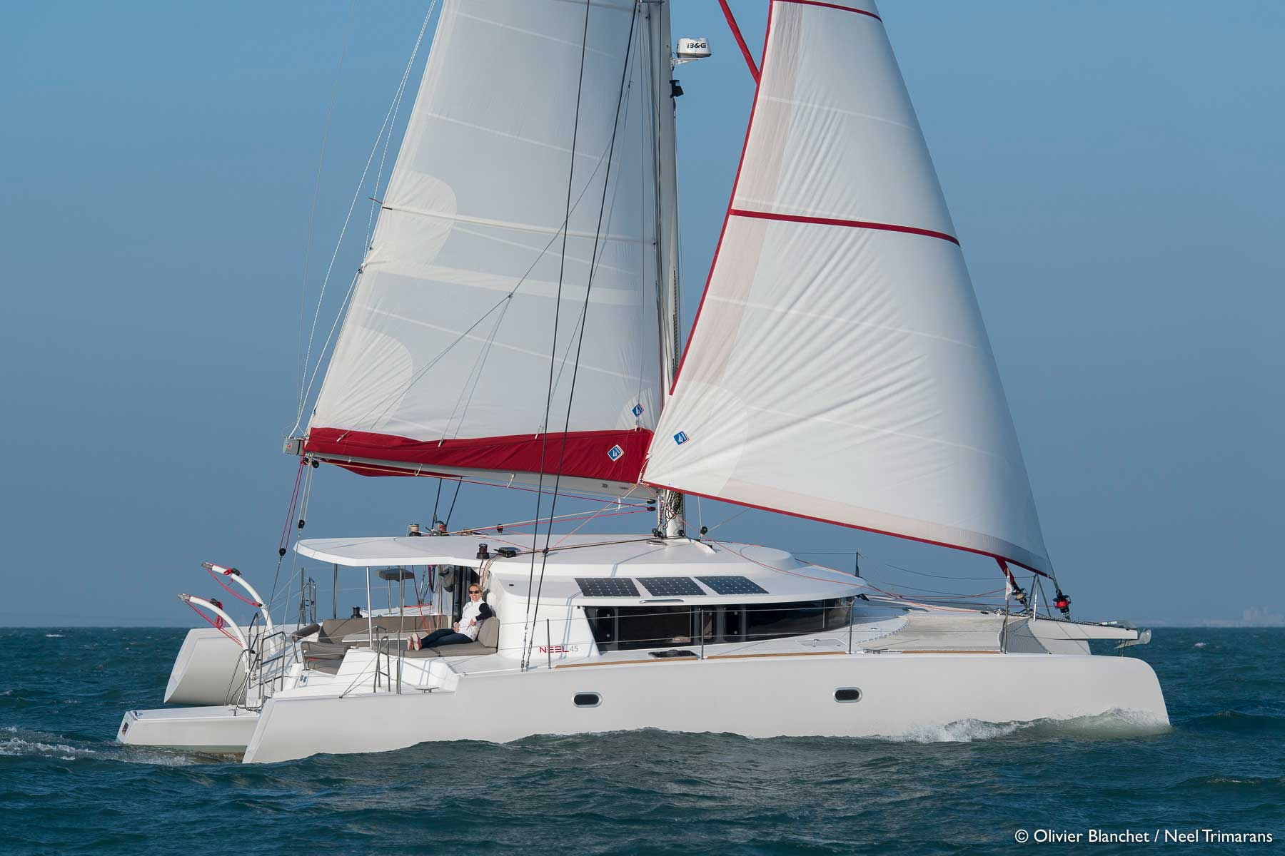 NEEL 45 Evolution Trimaran