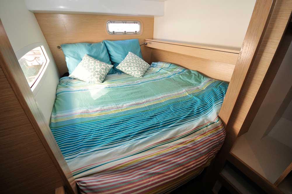 Outremer 45 Bett