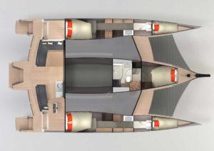NEEL 51 cabin-layout