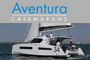 Aventura Catamarans logo
