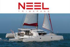 NEEL Trimarans logo