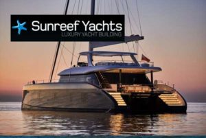 Logo Sunreef Luxus-Catamarans