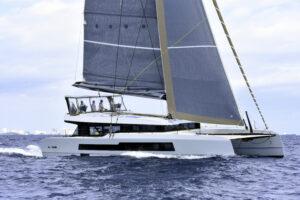 McConaghy sailing starbord side